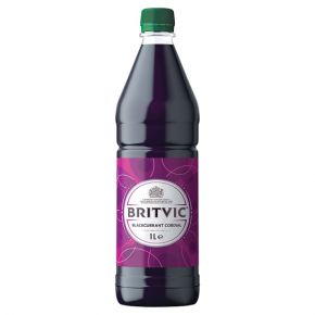 CORDIAL  BLACKCURRANT