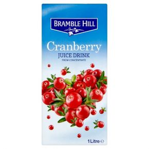 BRAMBLE HILL CRANBERRY JUICE