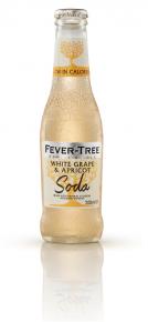 FEVER TREE WHITE GRAPE & APRICOT SODA
