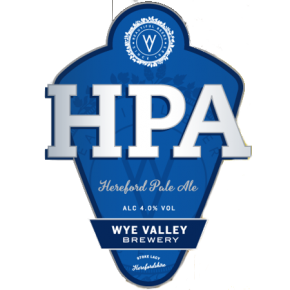 WYE VALLEY HPA 4.0% 9gal