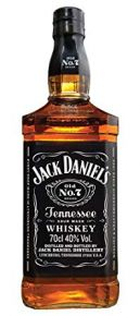JACK DANIELS 70 cl