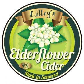 LILLEY'S ELDERFLOWER