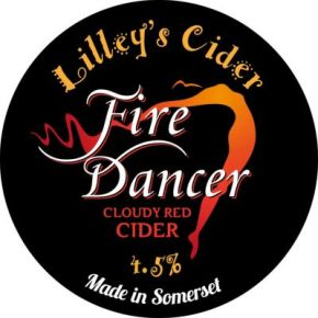 LILLEY'S FIRE DANCER