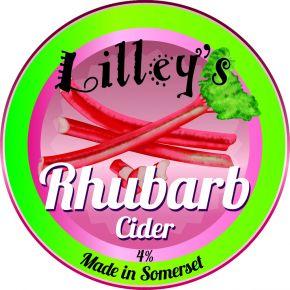 LILLEY'S RHUBARB