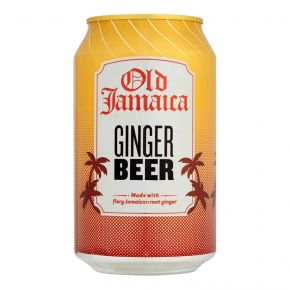 OLD JAMAICA GINGER BEER CANS