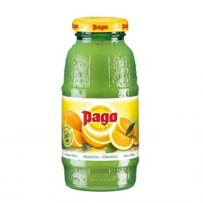 PAGO ORANGE JUICE