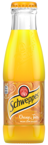 SCHWEPPES ORANGE 24x125ml