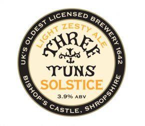 THREE TUNS SOLSTICE