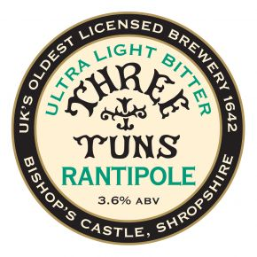 THREE TUNS RANTIPOLE