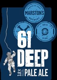 MARSTON'S 61 DEEP