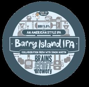 BARRY ISLAND IPA
