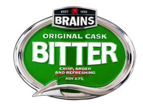 BRAINS BITTER