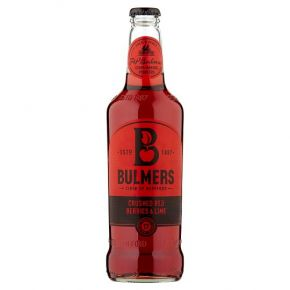 BULMERS 17  BERRY & LIME