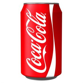 SCHWEPPES COKE COLA CAN