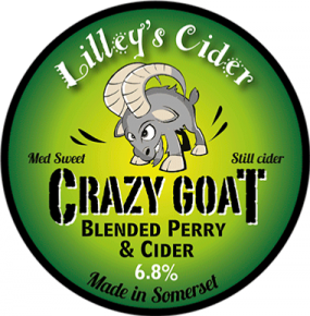 LILLEY'S CRAZY GOAT