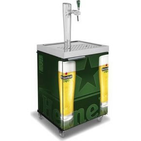 HEINEKEN UNIT HIRE CHARGE + FREE KEG