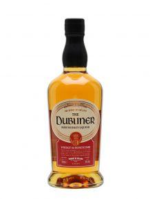 THE DUBLINER IRISH WHISKEY & HONEYCOMB