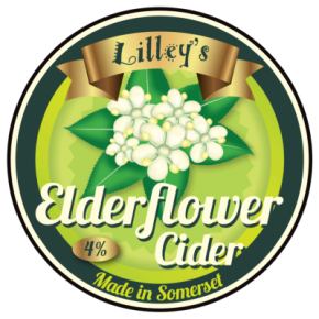 LILLEYS ELDERFLOWER
