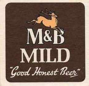 M & B KEG MILD