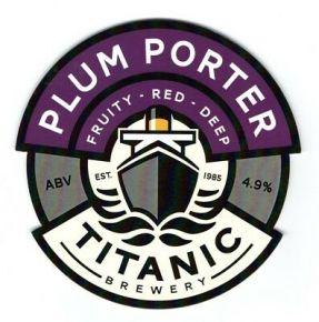 TITANIC PLUM PORTER