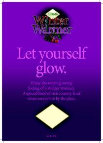 ELIOT'S WINTER WARMER